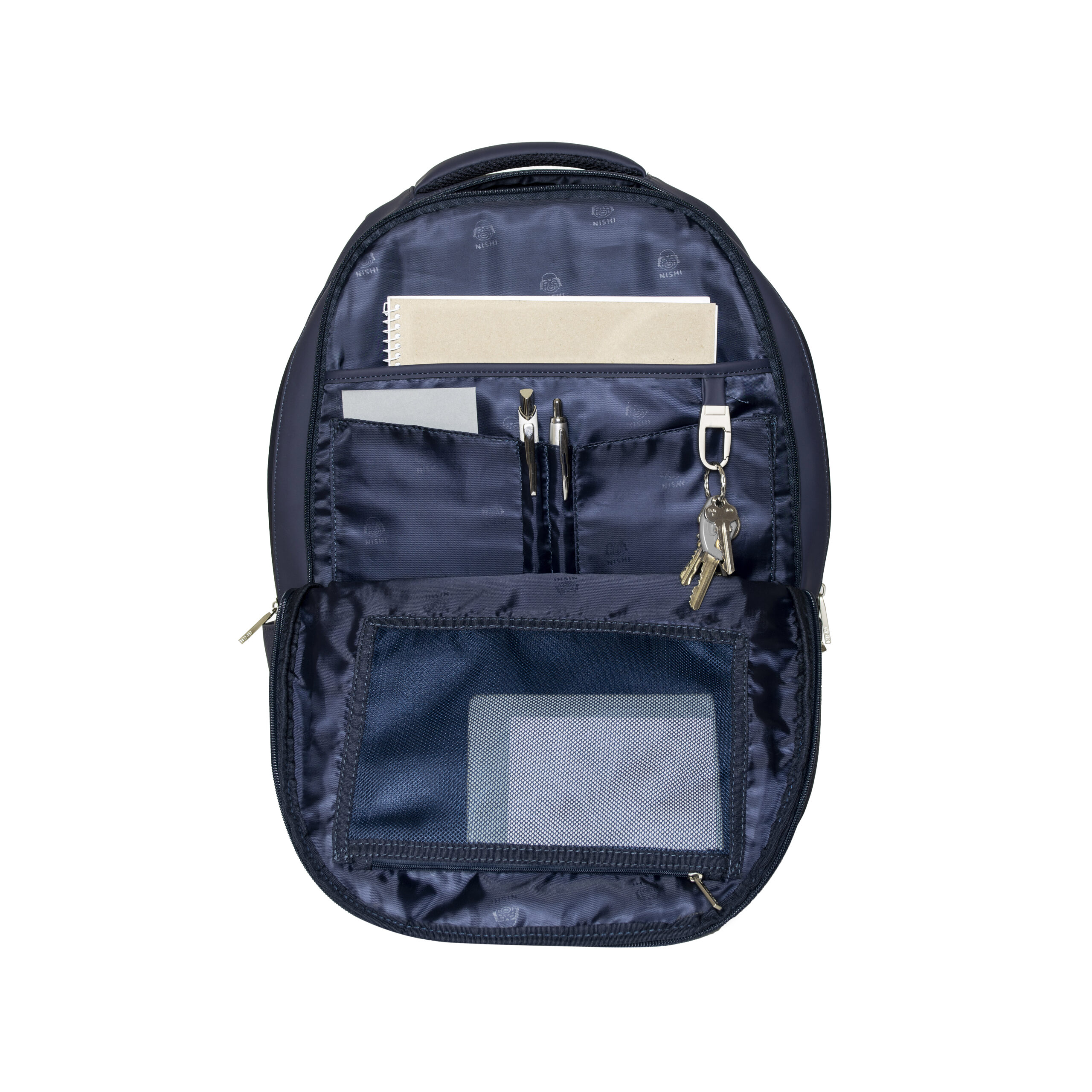 Business backpack - Compartment to stay organised