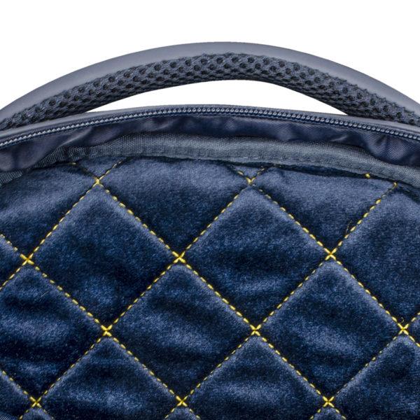 Luxurious Faux Fur Compartment